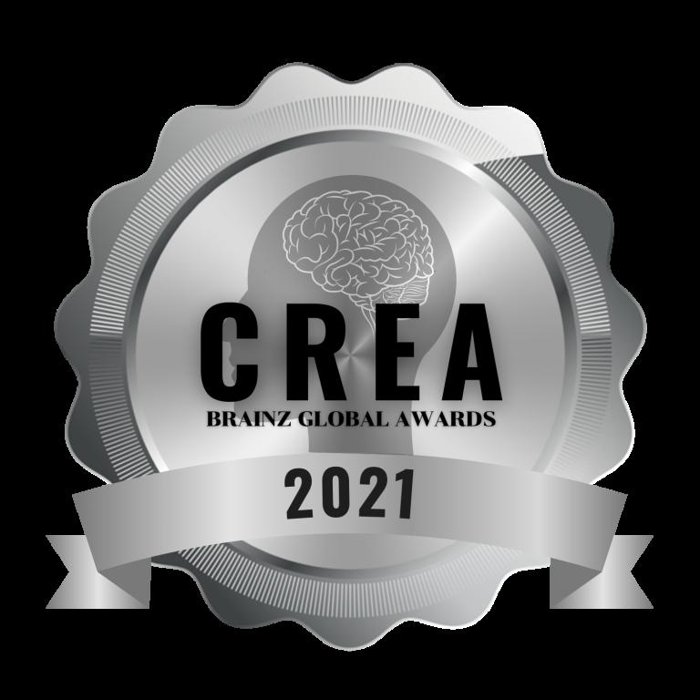 CREA 2021 Badge